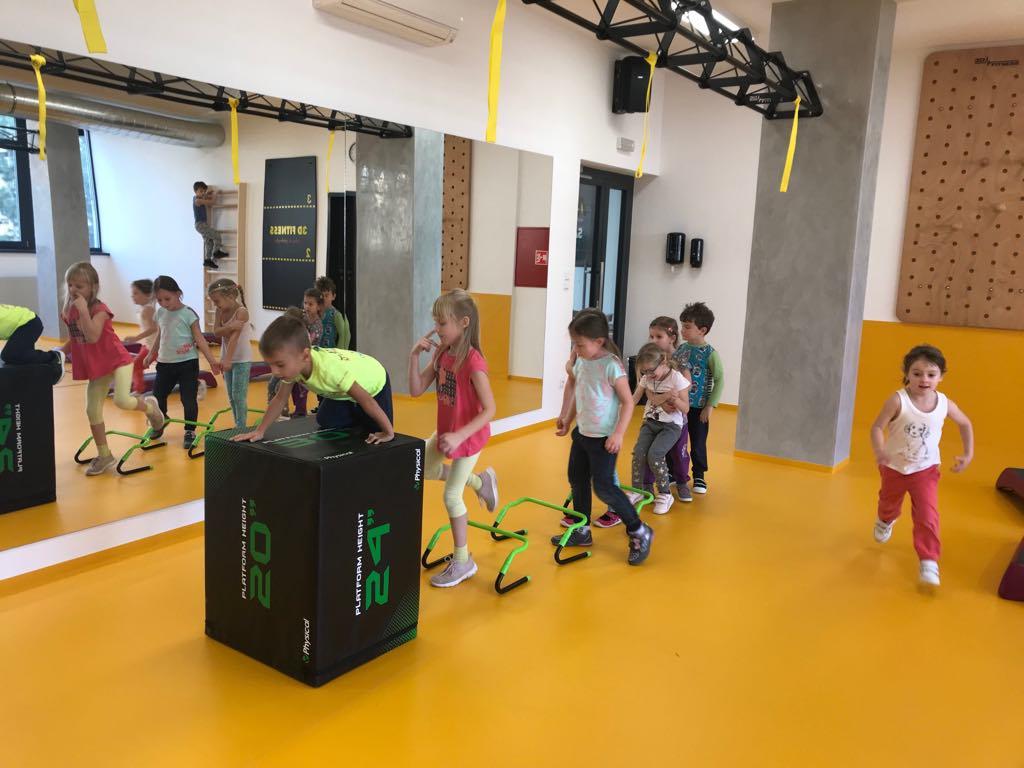 Pohybový kroužek pro děti (7-10 let)